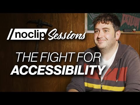 The Fight for Accessibility (Ian Hamilton) - Noclip Sessions