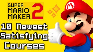 Super Mario Maker 2 Top 10 Newest SATISFYING Courses (Switch)