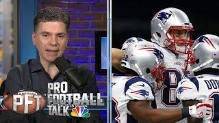 Peter King: Patriots feel 2018 is Gronk's last year I Pro Football Talk I NBC Sports