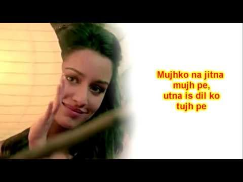 Aashiqui 2 Mash Up Lyrics [HD] + Song Download Link