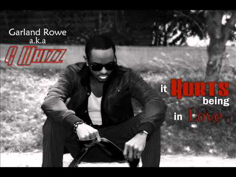 G Whizz aka Garland Rowe - It Hurts Being In Love Aug 2012