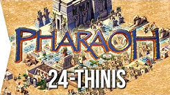 Pharaoh ► Mission 24 Thinis - [1080p Widescreen] - Let's Play Game