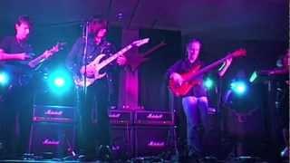 "Michael Angelo Batio, Michael Manring, Florent Atem, Carole Atem - ""Nuclear Blues"" (Tahiti 2009)"