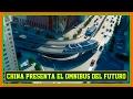 China presenta el omnibus del futuro.