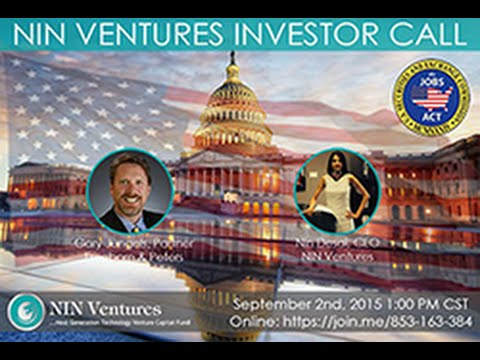 NIN Ventures JOBS Act Investor Call