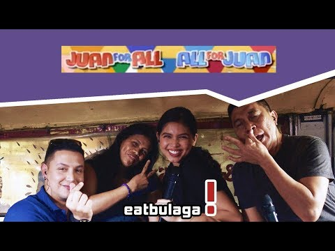 Juan For All, All For Juan Sugod Bahay   January 13, 2018