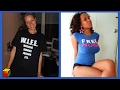 65 Girls With Sexy And Funny T Shirts