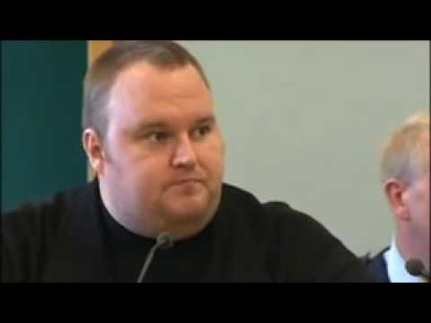 MEGAUPLOAD   Kim Dotcom proves judge wrong in court
