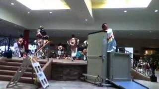 Desert sky mall dance show