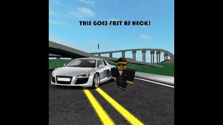 this car is MEGA FAST! (roblox mad city)