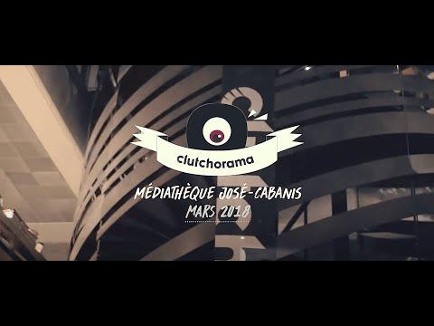 Clutcho' mars 2018 @ Médiathèque Jose-Cabanis