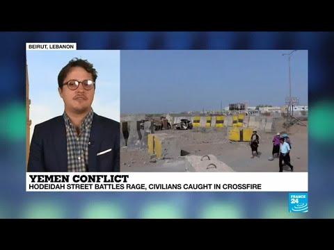 Yemen conflict: Why is the Saudi-led coalition trying so hard to take Hodeida?