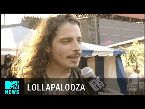 Chris Cornell Thinks Soundgarden is the Best Band at Lollapalooza 1992 | #TBMTV
