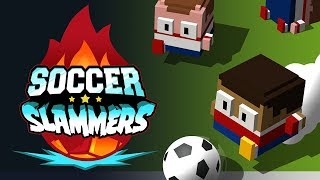 Soccer Slammers - Nintendo Switch - OUT NOW!