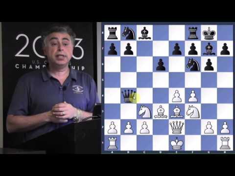 Opening Ideas: Pirc Defense - GM Yasser Seirawan - 2013.06.05