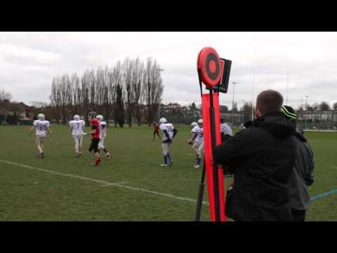 UCL vs Kings 2016 Varsity American Football Match 20/03/16
