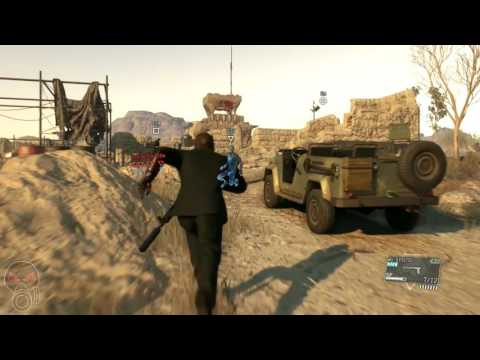 Metal Gear Solid V: The Definitive Experience | PC Gameplay | 1080p HD