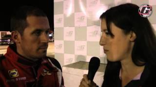 Steve Bernard en entrevue avec Caroline Champigny vendredi 2 août 2013