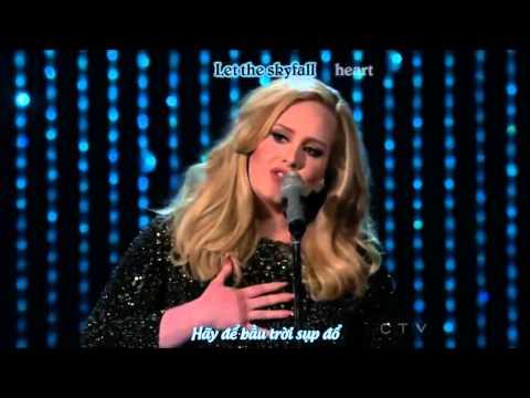 Skyfall - Adele [Vietsub]