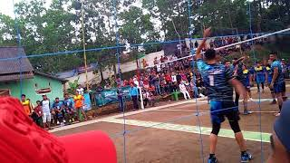Video Set 3 . Final Volly Ball : Sang Tulodho vs LJ Cikatomas download MP3, 3GP, MP4, WEBM, AVI, FLV April 2018