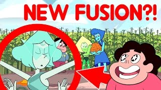 PERIDOT AND LAPIS FUSION?!- Steven Universe Theory & Speculation