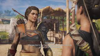 Assassin's Creed Odyssey-Kassandra-The True Story Walkthrough