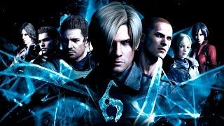 Resident Evil 6 Pelicula Completa Español [1080p 60fps]