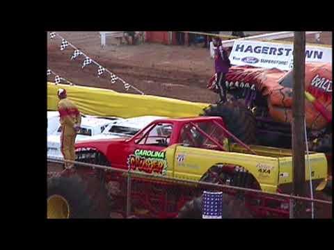 Monster Jam Hagerstown Speedway 1999