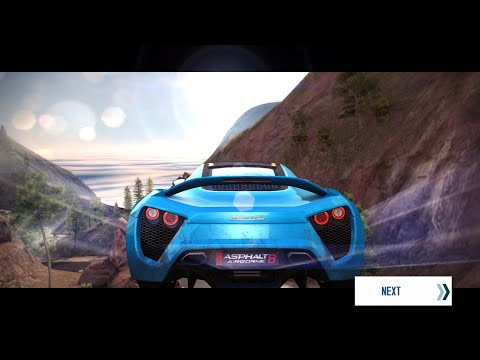 Asphalt 8, ZENVO TS1 GT 10th Anniversary Edition, One Multiplayer free race