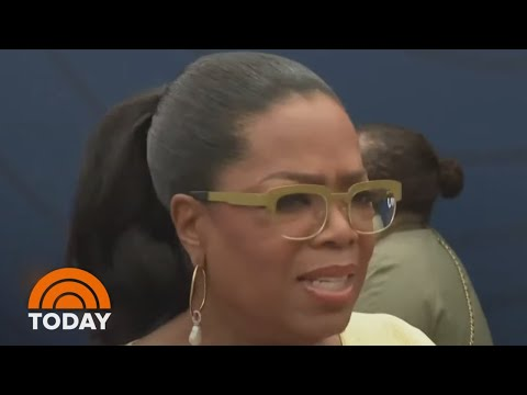 Oprah Winfrey Defends Meghan Markle's Private Birth Plans: 'I'm So Proud' | TODAY