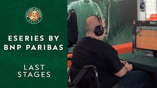 Roland-Garros eSeries by BNP Paribas - Last stages before the finals | Roland-Garros 2019
