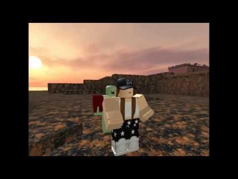 The zombie song- Roblox Music video - Asurekazani