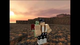 Der Zombie-Song- Roblox Musik-Video