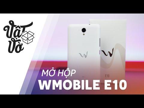 Vật Vờ  Smartphone giá chỉ dưới 2 triệu, có 4G: W E10