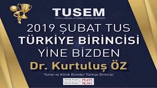 Şubat 2019 Tus TÜrkİye Bİrİncİsİ RÖportaj