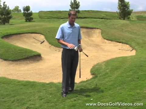 Golf Tip - Stroke Saver, Gravity Drop Chip Shot - Marc Minier