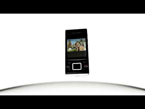 Sony Ericsson Sunny demo video