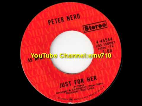 Just For Her - Peter Nero