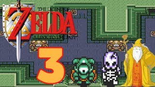 Let's Play The Legend of Zelda A Link to the Past Part 3: Der Ostpalast