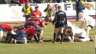España - Georgia Rugby Europe Championship 2017