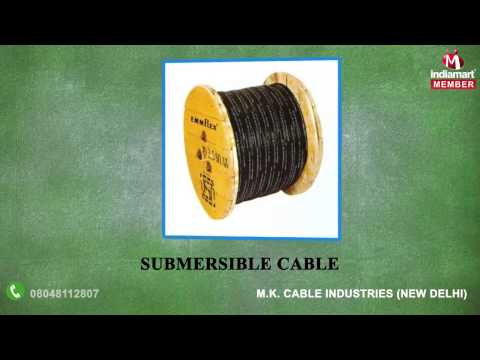 Wires and Cables by M.k. Cable Industries, New Delhi