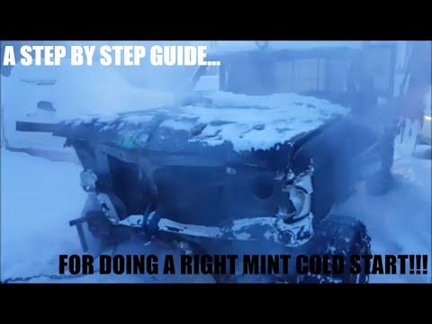 MINUS 40 COLD START DEEEELUXE