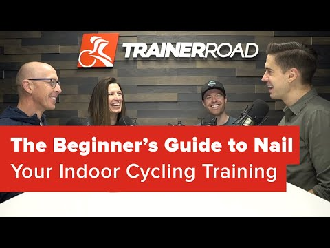 The Beginner's Guide to Nail Your Indoor Cycling Training (Ask a Cycling Coach 239)