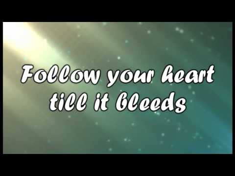 Evanescence- End Of The Dream lyrics (Re-upload- Description)
