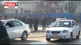 مدير أمن القاهرة يصل ميدان التحرير قبل زيارة الرئيس السيسى لمجلس النواب