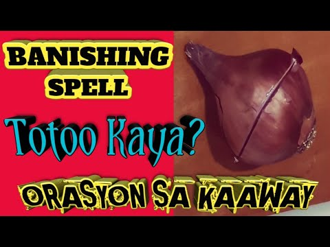 GOODBYE Kaaway | SEND YOUR ENEMIES AWAY (RIYADH VLOG #042) #onionspell #banishingspell #orasyon