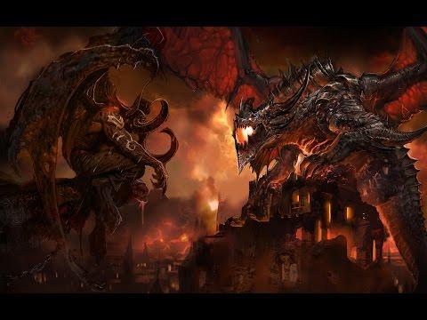 Топ 10 Самых КРУТЫХ Боссов World of Warcraft!
