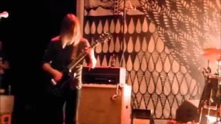 Graveyard  - Thin Line    Live @ Byscenen In Trondheim 14.11.13