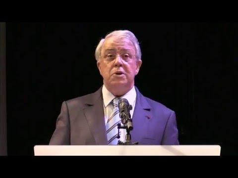 Conférence inaugurale - Wided Bouchamaoui - Prix Nobel de la Paix 2015
