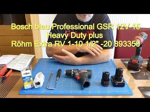 Bosch blau GSR
